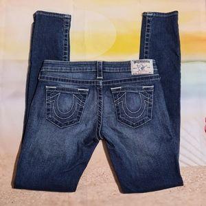 True Religion Skinny Jeans Size 27